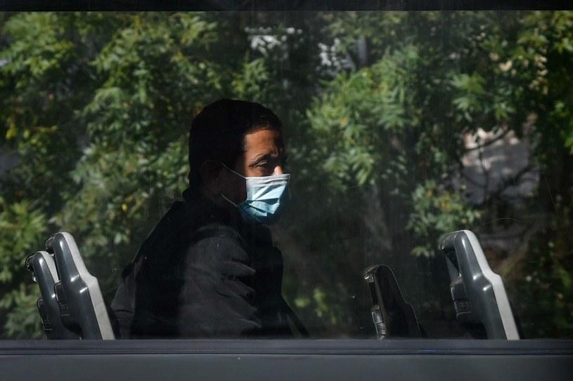 Koronawirus w Bułgarii. Władze wprowadzają nowe obostrzenia. /NIKOLAY DOYCHINOV  /AFP