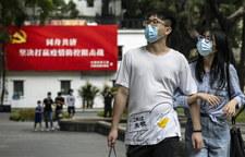 Koronawirus w Chinach. Zarejestrowano tylko trzy nowe przypadki