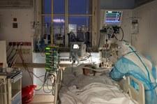 Koronawirus w Czechach: Kończą się wolne łóżka na OIOM-ach