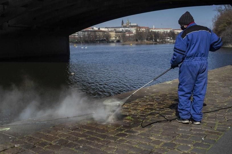 Koronawirus w Czechach /AFP