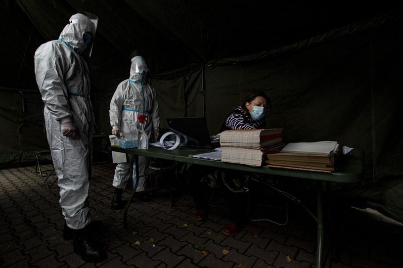 Koronawirus w Czechach /MICHAL CIZEK /AFP