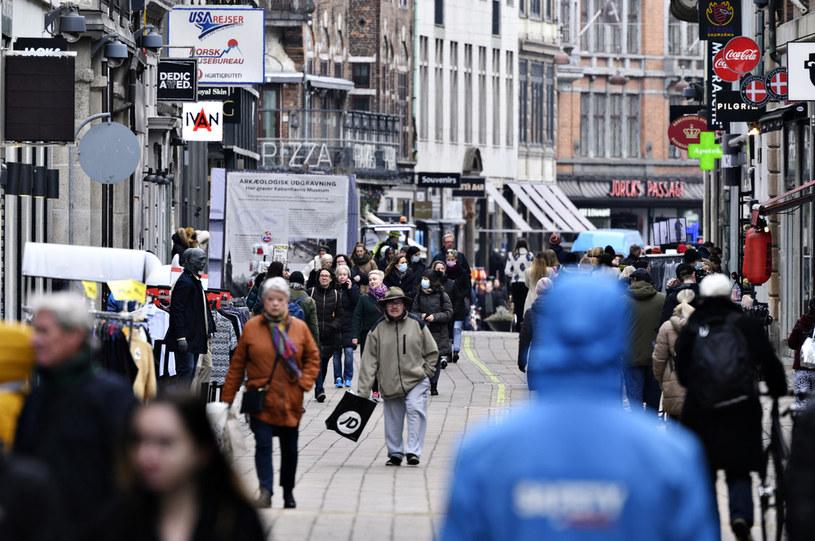 Koronawirus w Danii /AFP