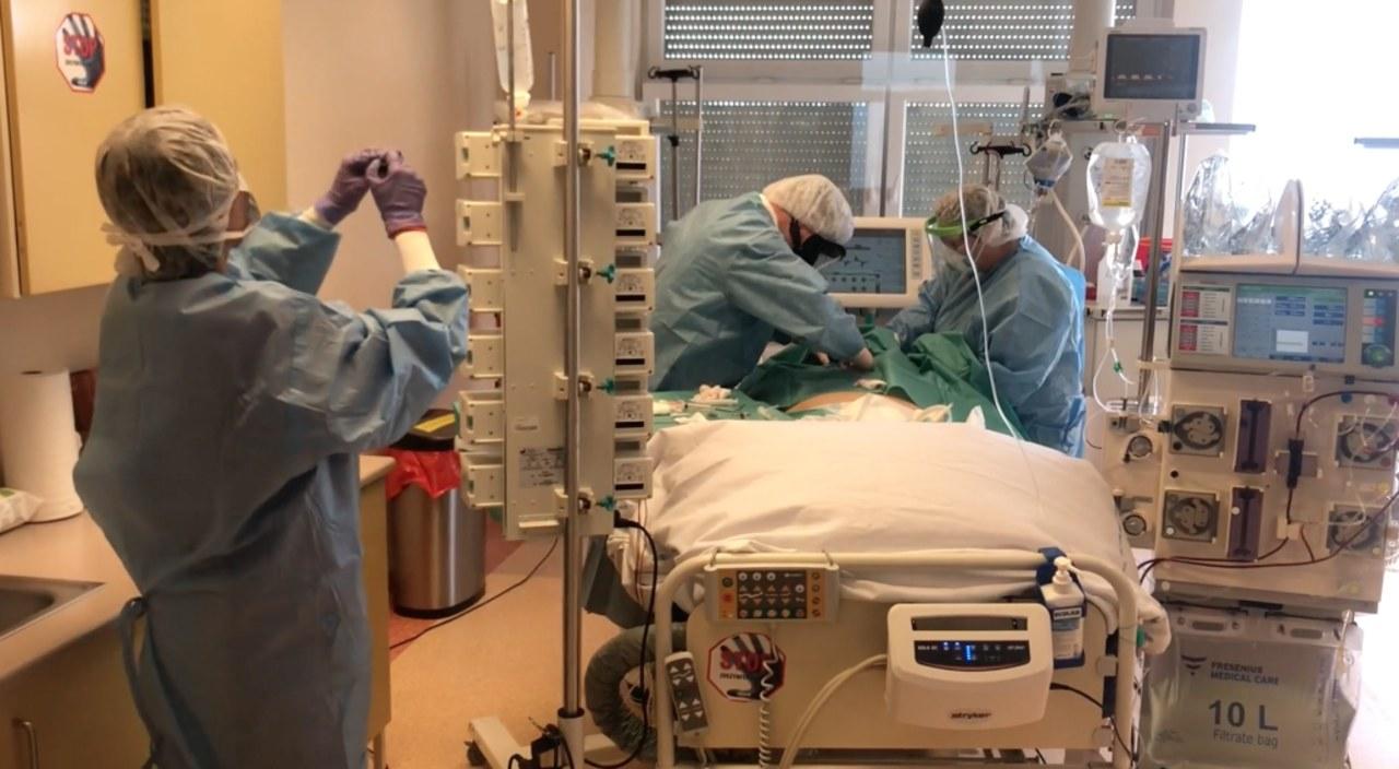 Koronawirus w Europie. Polska siódma pod względem liczby zgonów