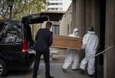 Koronawirus w Hiszpanii. 832 zgony w ciągu doby