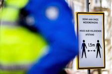 Koronawirus w Holandii: 175 osób zmarło podczas doby