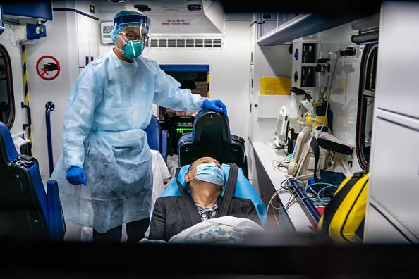 Koronawirus w Hongkongu, zdjęcie ilustracyjne /Anthony Kwan /Getty Images