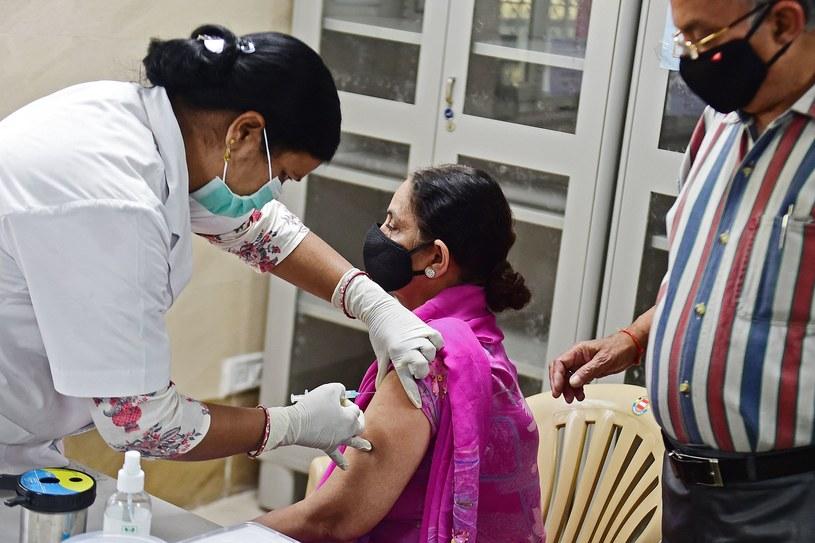 Koronawirus w Indiach /SANJAY KANOJIA  /AFP
