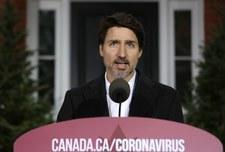 Koronawirus w Kanadzie. Media: Wojenna retoryka premiera w czasie pandemii