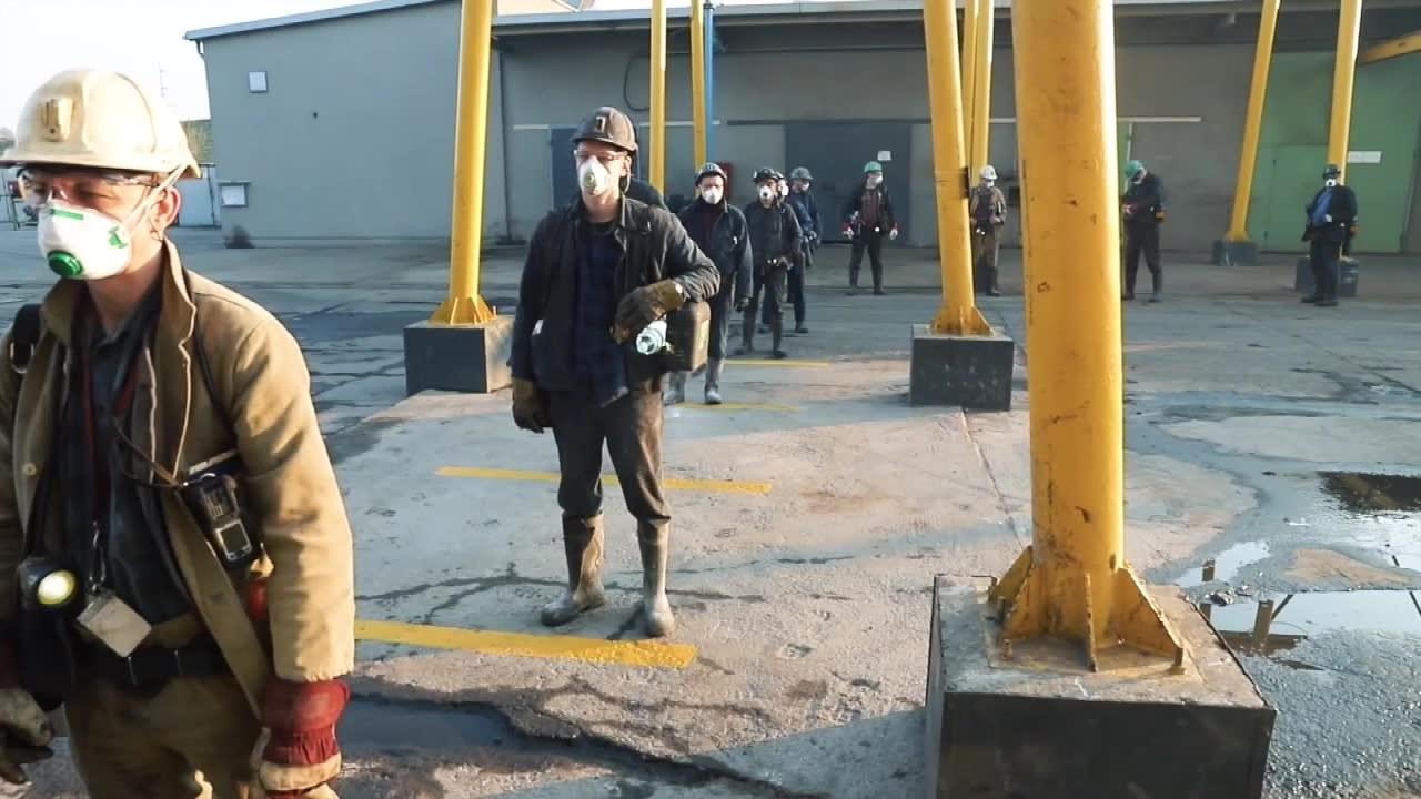 Koronawirus w kopalniach. 1000 górników poddanych testom przesiewowym
