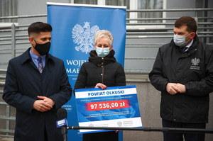 """Koronawirus w Małopolsce. """"Jest już trzecia fala epidemii"""""""