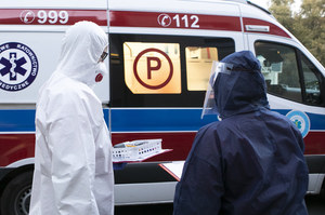 Koronawirus. W Małopolsce rośnie liczba zakażonych i brakuje miejsc. Dyrektor szpitala: Było dramatycznie