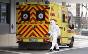 Koronawirus w Niemczech. Największy dobowy wzrost zgonów