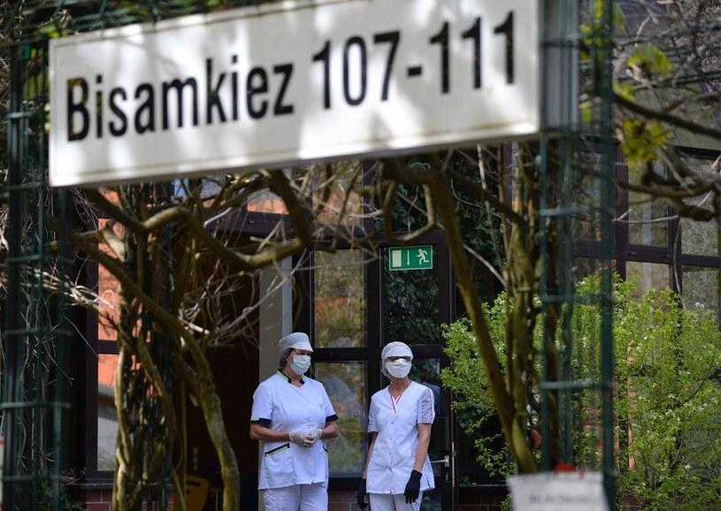 Koronawirus w Niemczech; Zdj. ilustracyjne /AFP