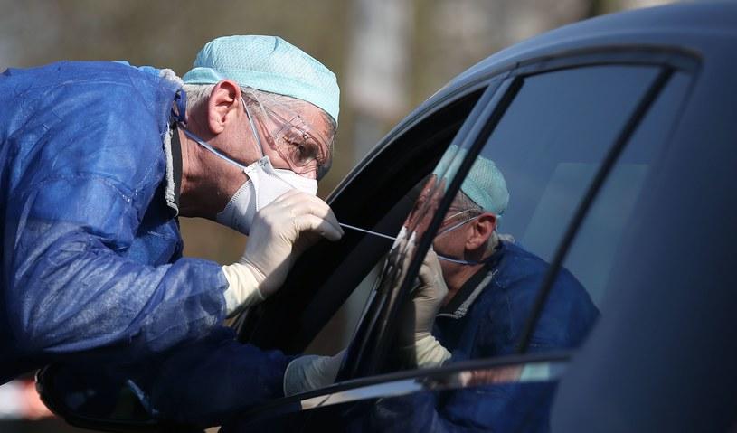 Koronawirus w Niemczech /AFP