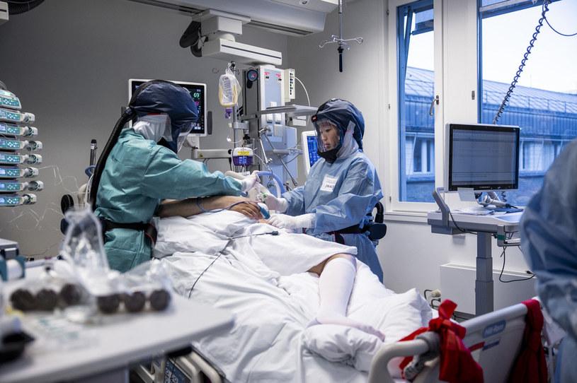 Koronawirus w Norwegii; zdj. ilustracyjne /Jil Yngland / NTB / AFP /AFP