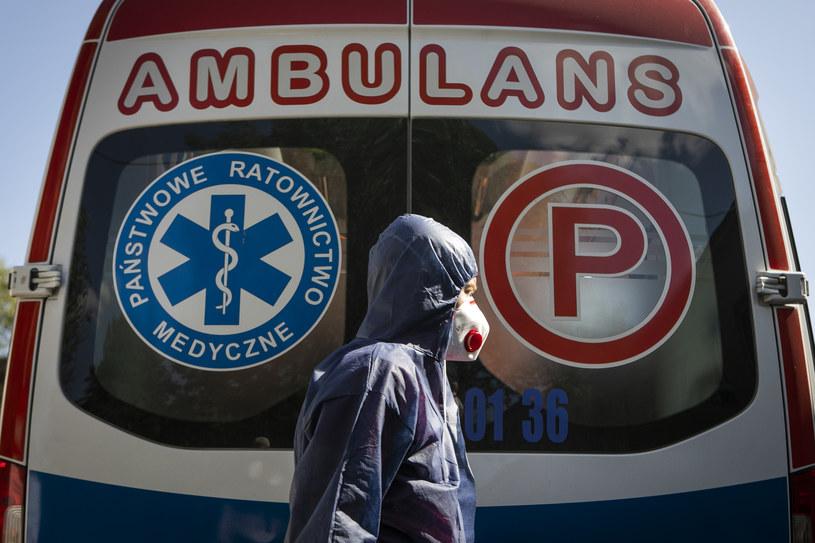 Koronawirus w Polsce: 46 osób zakażonych koronawirusem w DPS w Chumiętkach /Jacek Szydlowski /Agencja FORUM