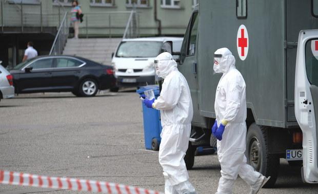 Koronawirus w Polsce. Fatalna sytuacja na Śląsku. Już tysiąc zakażonych górników