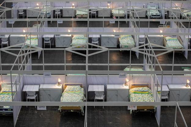Koronawirus w Polsce. Gen. Grzegorz Gielerak: Czas zacząć organizować tymczasowe szpitale w halach czy magazynach