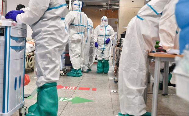 Koronawirus w Polsce. Mimo spadku zakażeń, wciąż dużo zgonów [NOWE DANE]