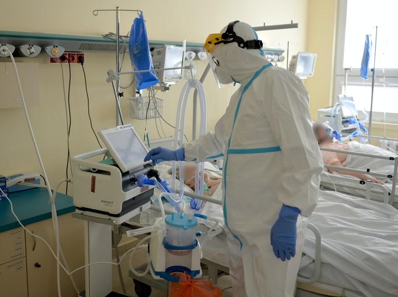 Koronawirus w Polsce. Najnowsze dane o stanie epidemii /LUKASZ SOLSKI /East News