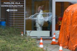 Koronawirus w Polsce. Szpitalom grozi zapaść