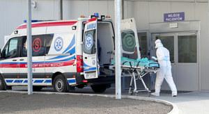 Koronawirus w Polsce. W szpitalach spada liczba zajętych łóżek i respiratorów