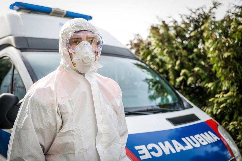 Koronawirus w Polsce; zdj. ilustracyjne /Marcin Bruniecki /Reporter