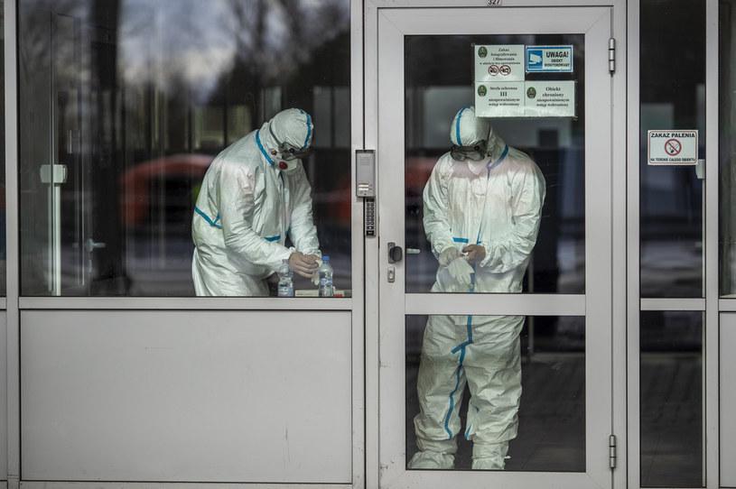 Koronawirus w Polsce /Getty Images