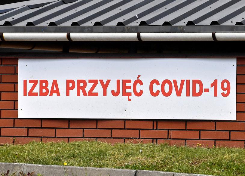 Koronawirus w Polsce /Mateusz Jagielski /East News