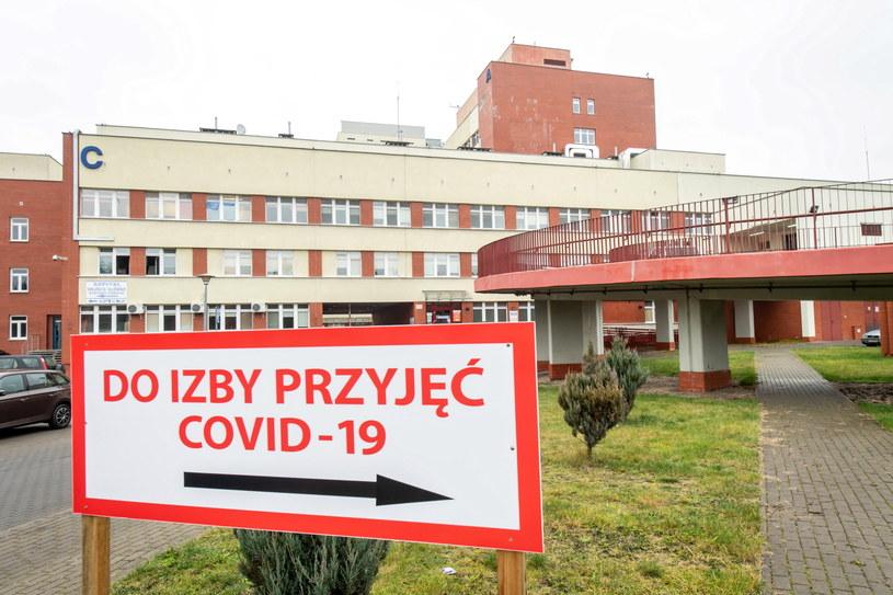 Koronawirus w Polsce / Tytus Żmijewski    /PAP