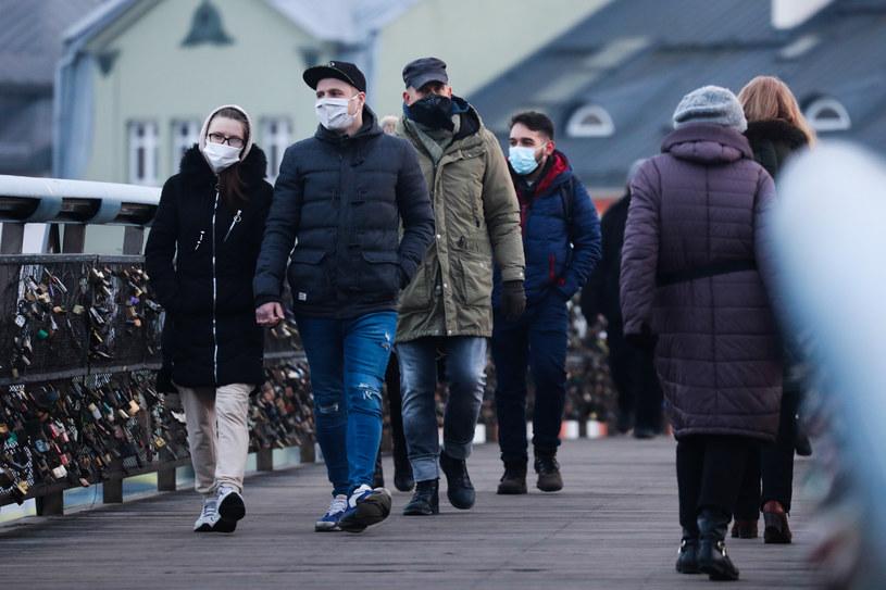 Koronawirus w Polsce / Jakub Porzycki/NurPhoto  /Getty Images