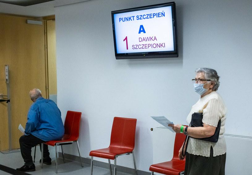 Koronawirus w Polsce /fot. Andrzej Iwanczuk /Reporter