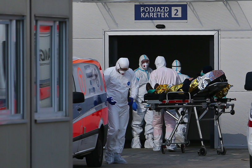 Koronawirus w Polsce /fot. Paweł Relikowski/Polska Press /East News