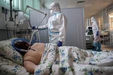 Koronawirus w Rosji. Skok zachorowań