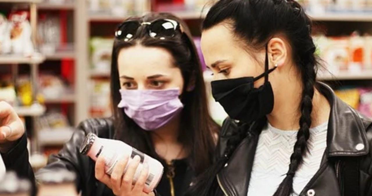 Koronawirus w supermarketach. Gdzie jest go najwięcej?