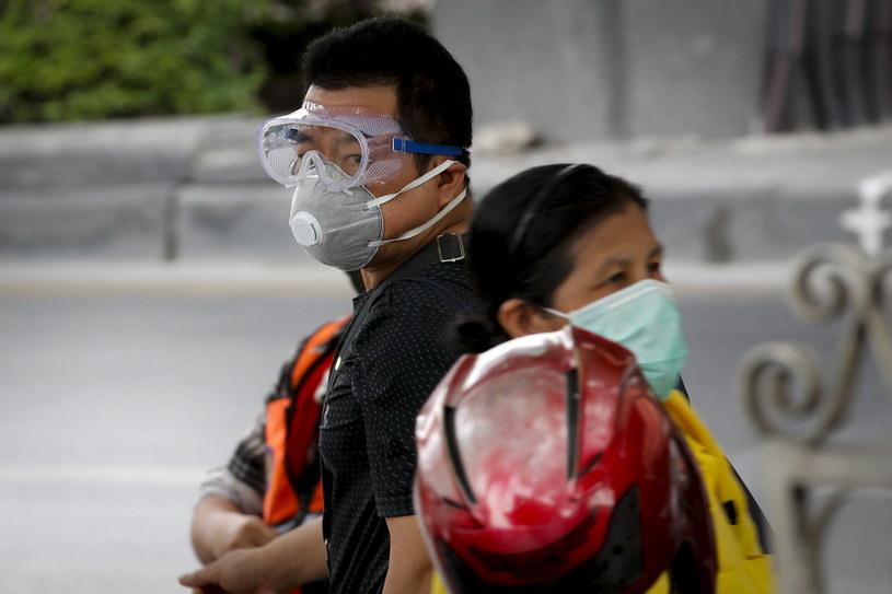 Koronawirus w Tajlandii /AFP