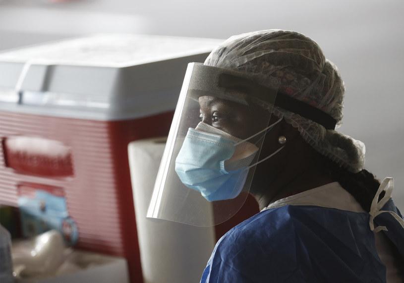 Koronawirus w USA /Octavio Jones /Getty Images