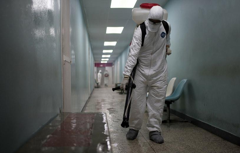 Koronawirus w Wenezueli /Magda Gibelli/SPUTNIK Russia /East News