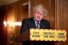 Koronawirus w Wielkiej Brytanii. Boris Johnson: Jesteśmy na jednokierunkowej drodze ku wolności