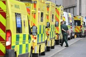 Koronawirus w Wielkiej Brytanii. Dziesiątki tysięcy zgonów mniej dzięki szczepieniom