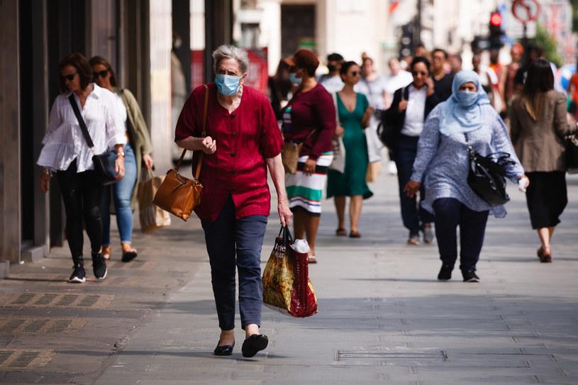 Koronawirus w Wielkiej Brytanii /David Cliff/NurPhoto  /Getty Images