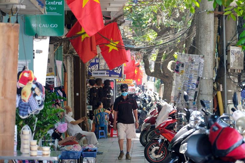 Koronawirus w Wietnamie /LUONG THAI LINH /PAP/EPA