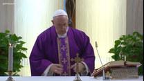 Koronawirus. Watykan transmituje papieską mszę bez wiernych