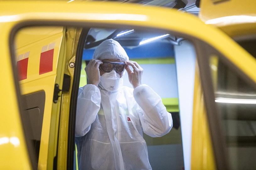 Koronawirus wciąż rozprzestrzenia się na kolejne kraje /Elia Bianchi /PAP/EPA