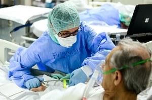 Koronawirus we Włoszech. Burmistrz Bergamo: Miasto jest wolne od epidemii
