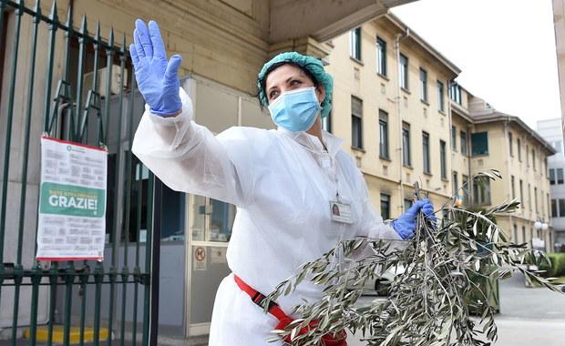 Koronawirus we Włoszech. Najniższa dobowa liczba ofiar od 19 marca