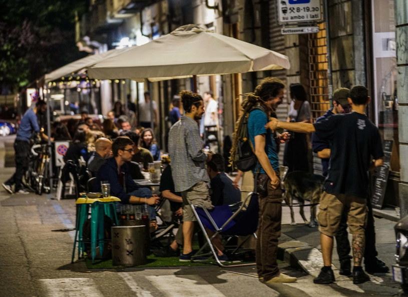 Koronawirus we Włoszech: Najtrudniejsza była noc z soboty na niedzielę /Tino Romano /PAP/EPA
