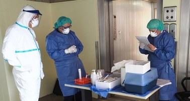 Koronawirus we Włoszech. W ciągu doby zmarło blisko pół tysiąca osób
