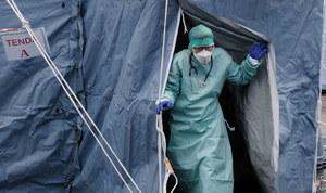 Koronawirus we Włoszech. Wzrosła liczba ofiar śmiertelnych