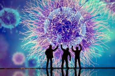 Koronawirus wstrzymał grypę, może ruszyć gruźlicę